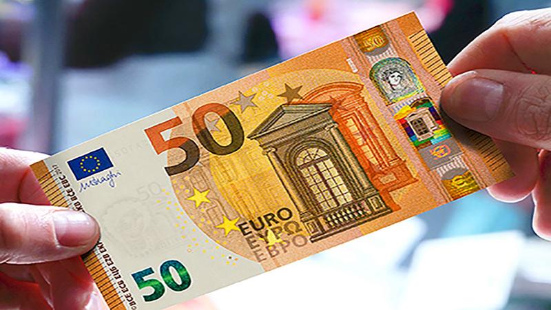 самая крупная купюра Евро