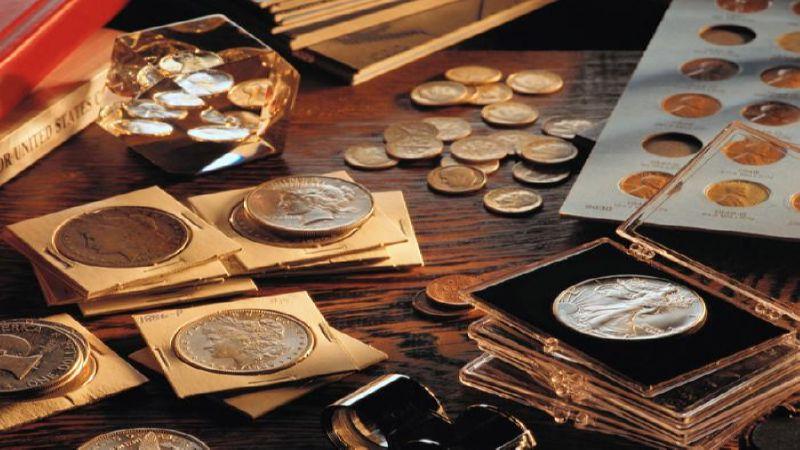 какие монеты можно продать дорого