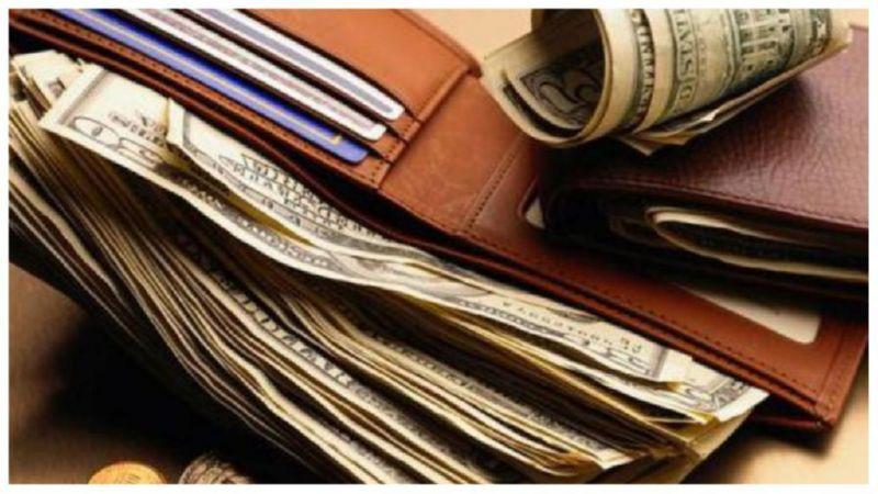 какого цвета должен быть кошелек чтобы в нем водились деньги