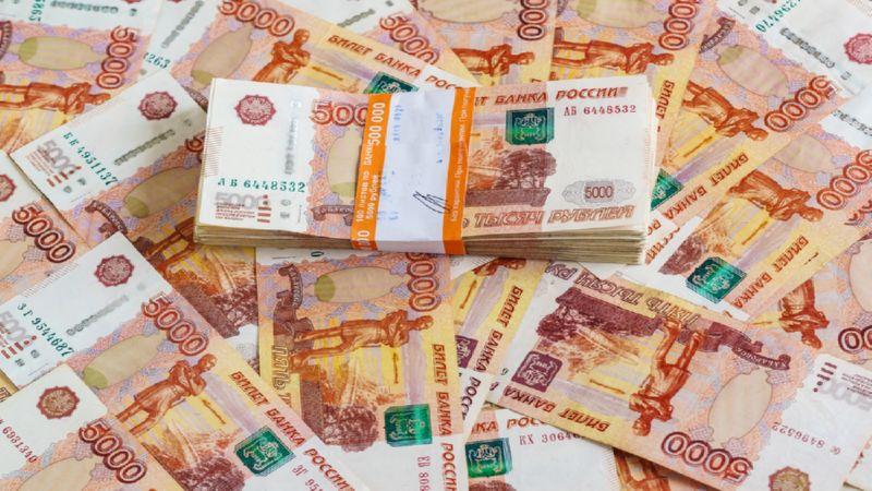 сколько весит пачка 5000 рублевых купюр